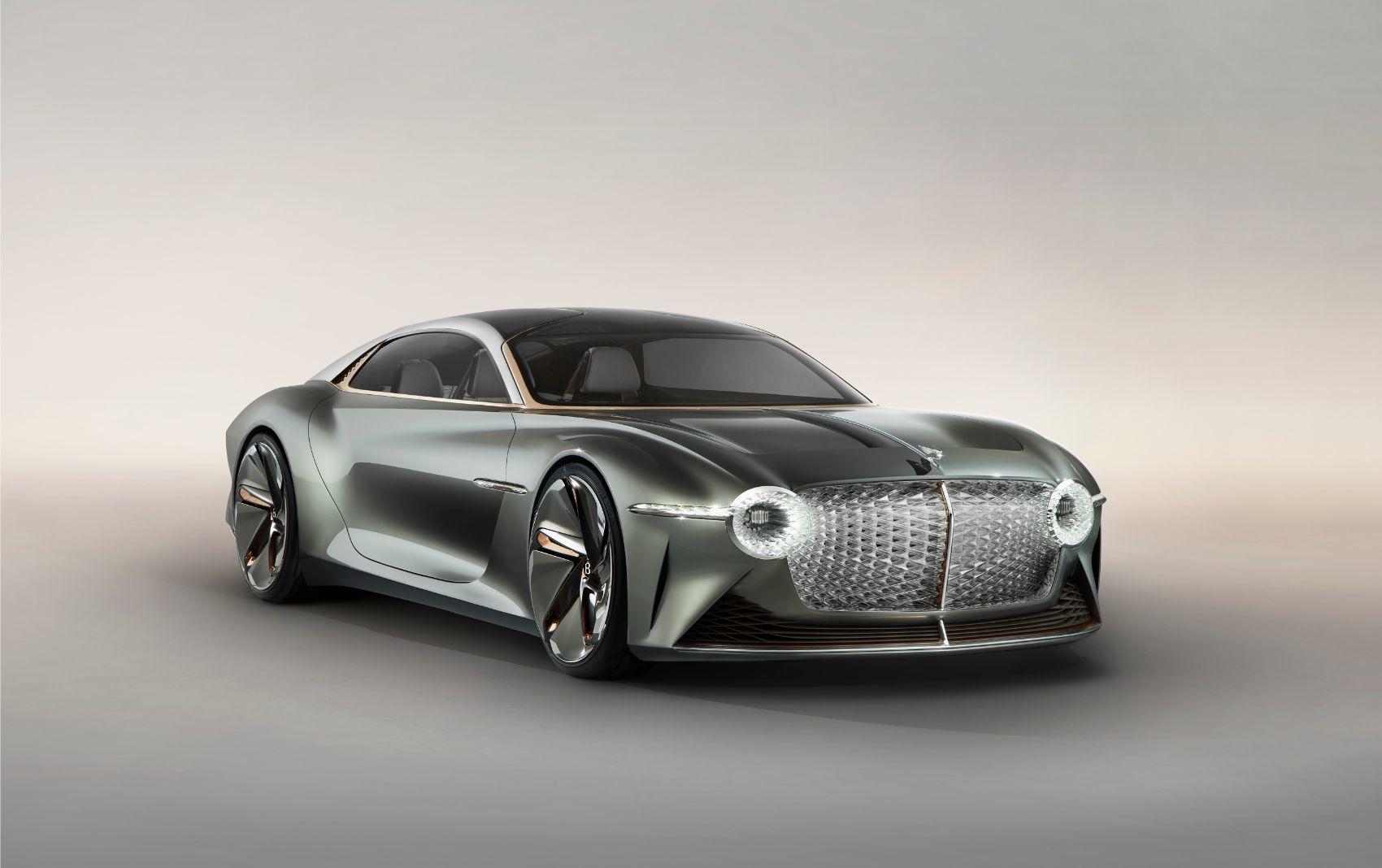 Bentley EXP 100 GT 3