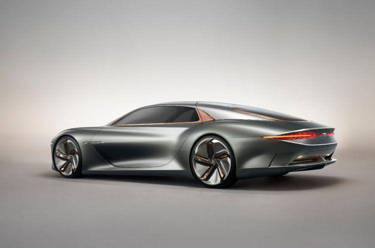 Bentley EXP 100 GT 7