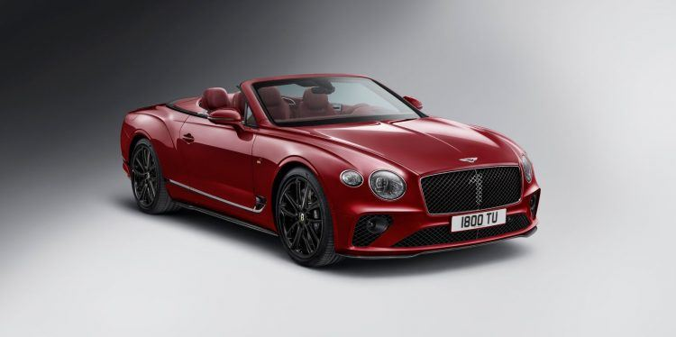 Continental GT Convertible Number 1 Edition by Mulliner 2 1