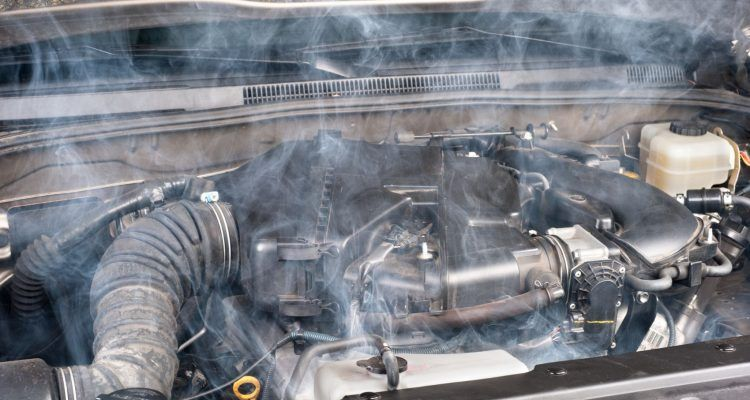 Engine Overheating 750x400 - Don't Lose Your Cool! Heatwave Tips For Drivers Everywhere