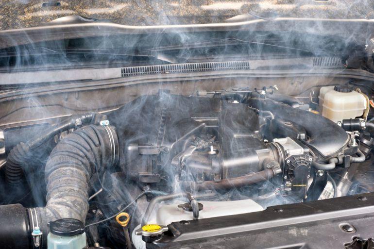 Engine Overheating