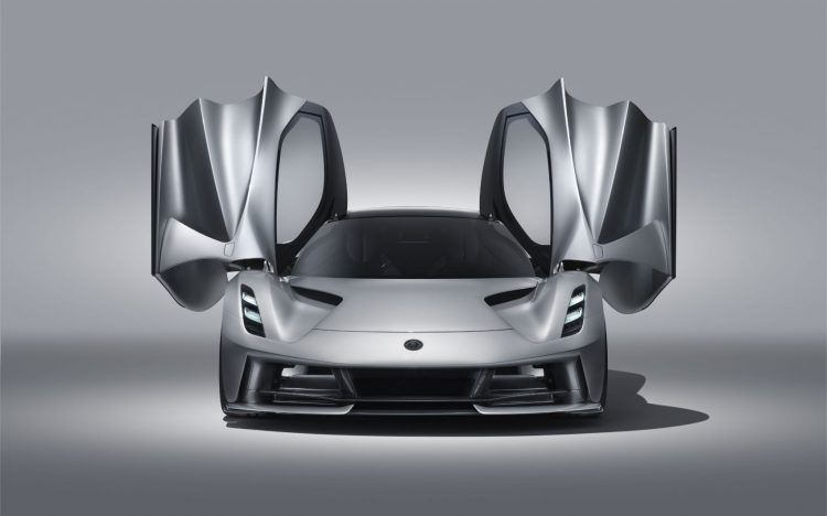 Lotus Evija: A Technical Overview & In-Depth Look 3