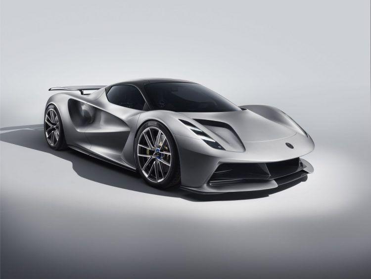 Lotus Evija: A Technical Overview & In-Depth Look 1