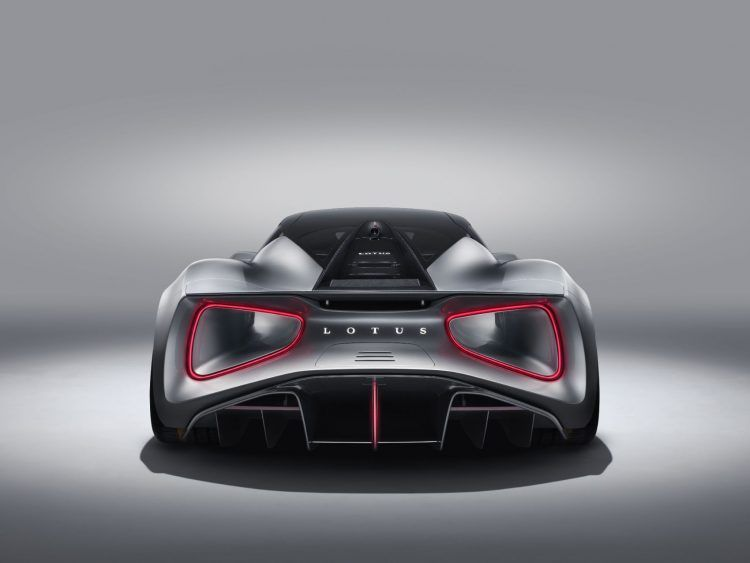 Lotus Evija: A Technical Overview & In-Depth Look 2