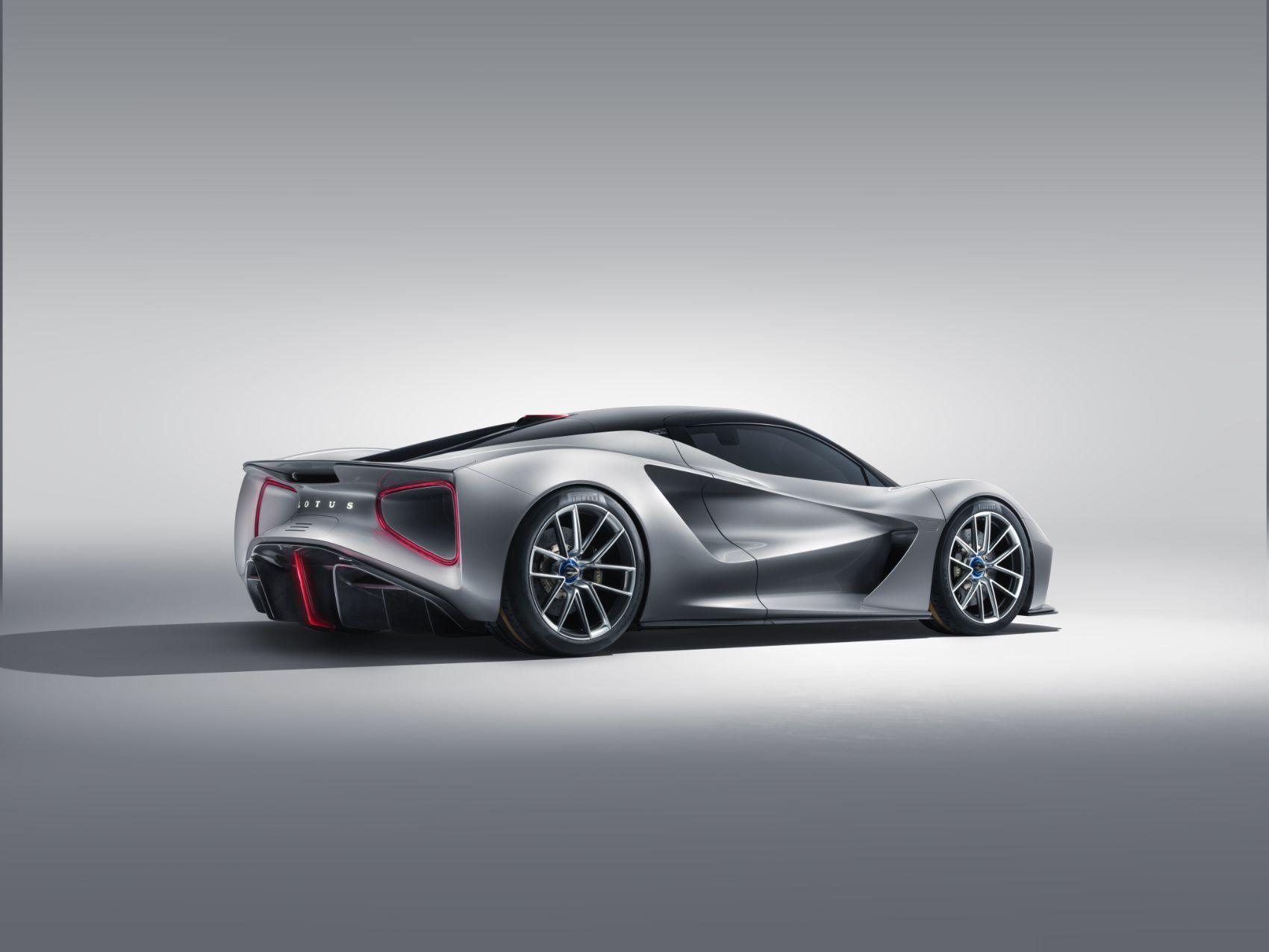 Lotus Evija: A Technical Overview & In-Depth Look