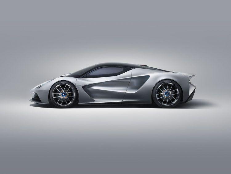 Lotus Evija: A Technical Overview & In-Depth Look 4