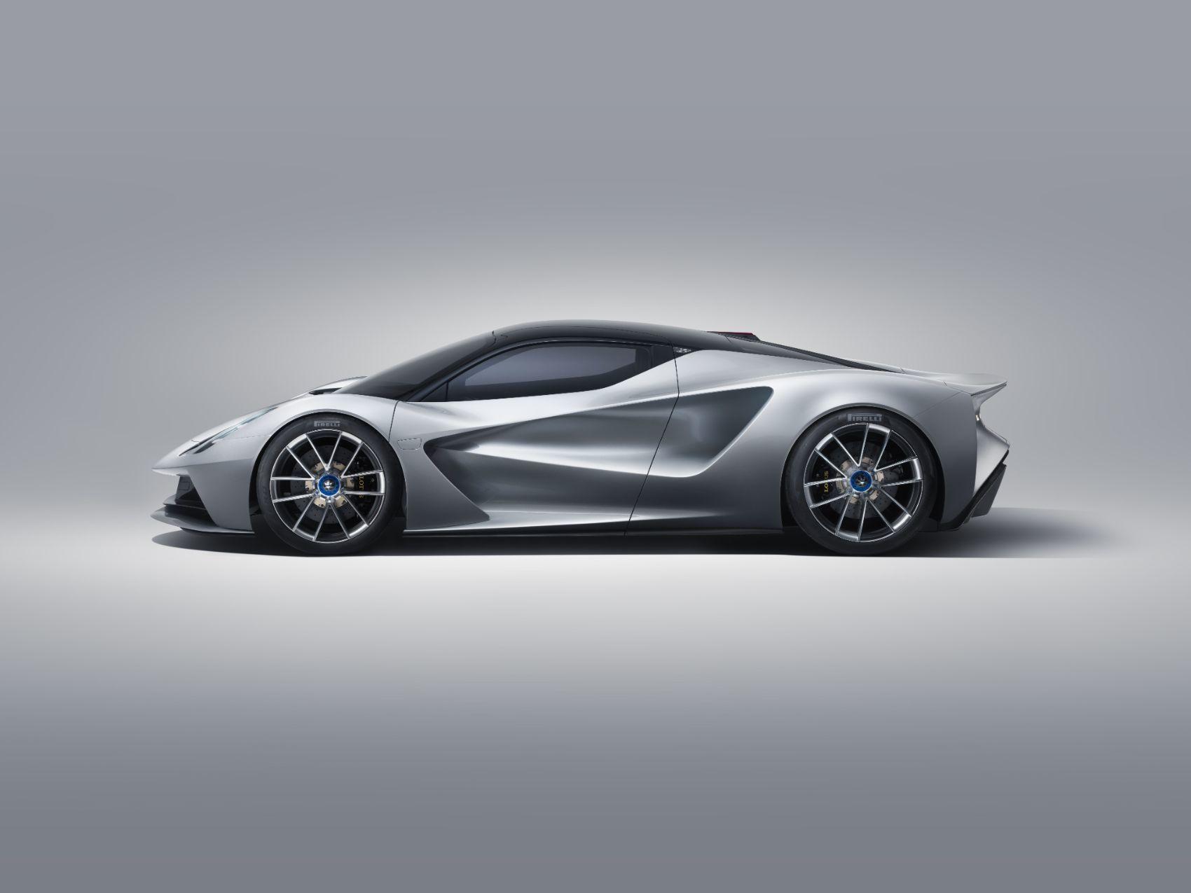 Lotus Evija configurator helps buyers design their dream Evija.