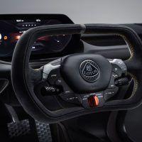 Lotus Evija Steering Wheel 200x200 - Lotus Evija: A Technical Overview & In-Depth Look