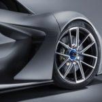 Lotus Evija Wheel Detail