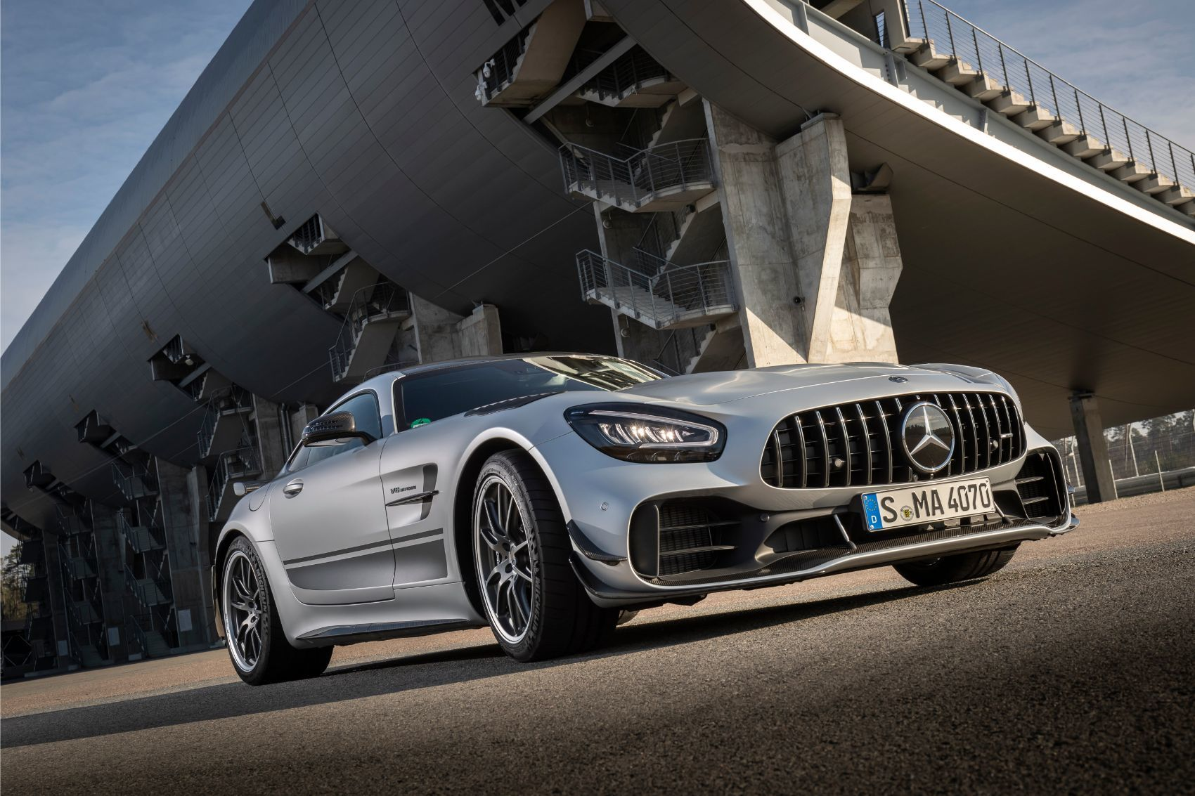 Mercedes-AMG GT R PRO: A Quick Look At This Track-Ready Machine