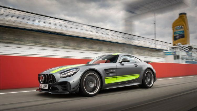 Mercedes-AMG GT R PRO: A Quick Look At This Track-Ready Machine 2