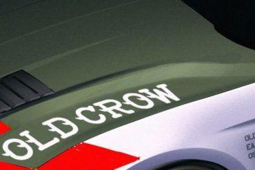 Old Crow Mustang GT Design Rendering