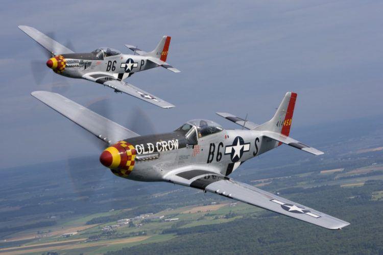 P 51 Mustang 2
