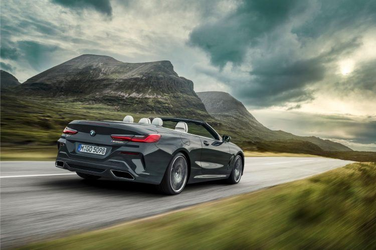 2019 BMW M850i xDrive Convertible Review: A New Breed of Luxury 20