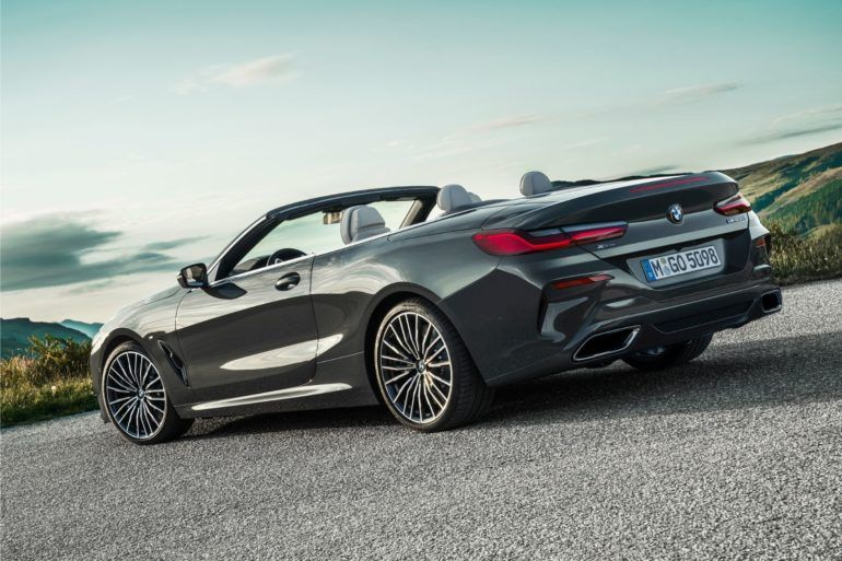 2019 BMW M850i xDrive Convertible Review: A New Breed of Luxury 16