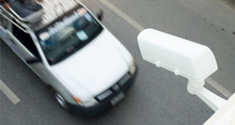 Speed Camera 750x400 - Letter From The UK: Beware The Highway Vigilantes