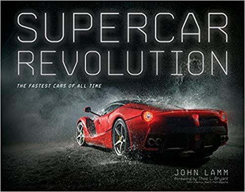 Supercar Revolution cover