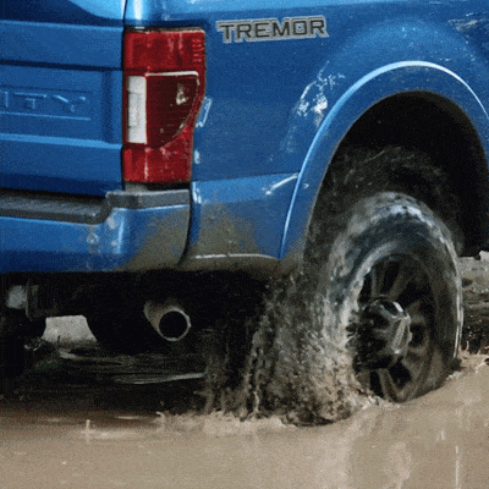 Ford Super Duty Tremor Off Road Package Bring On The