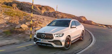 19C0562 108 source 370x180 - 2021 Mercedes-AMG GLE 53 Coupe: Anything But Conventional