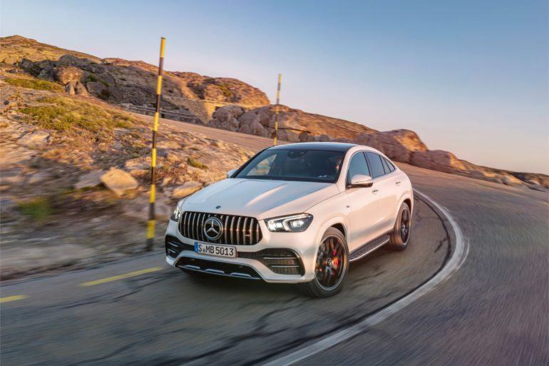 2021 Mercedes-AMG GLE 53 Coupe: Anything But Conventional 17