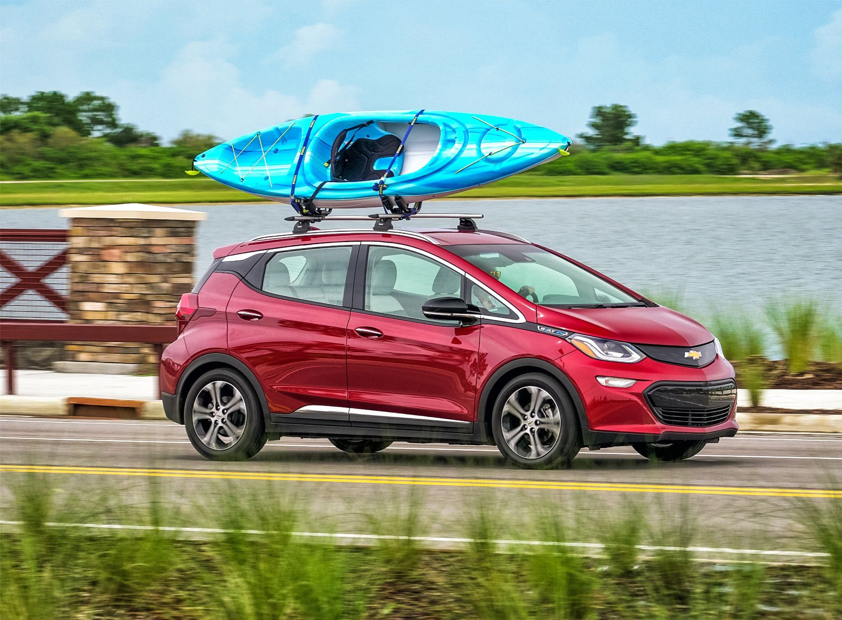 2020 Chevy Bolt: Change In The Interest of Range 15