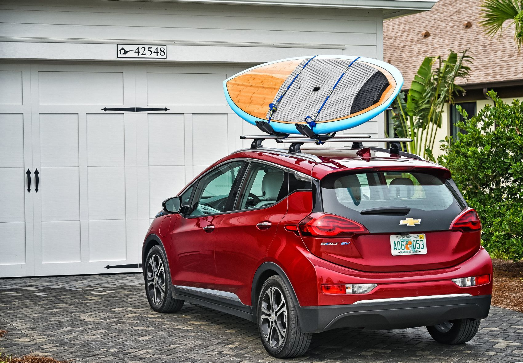 2020 Chevy Bolt: Change In The Interest of Range