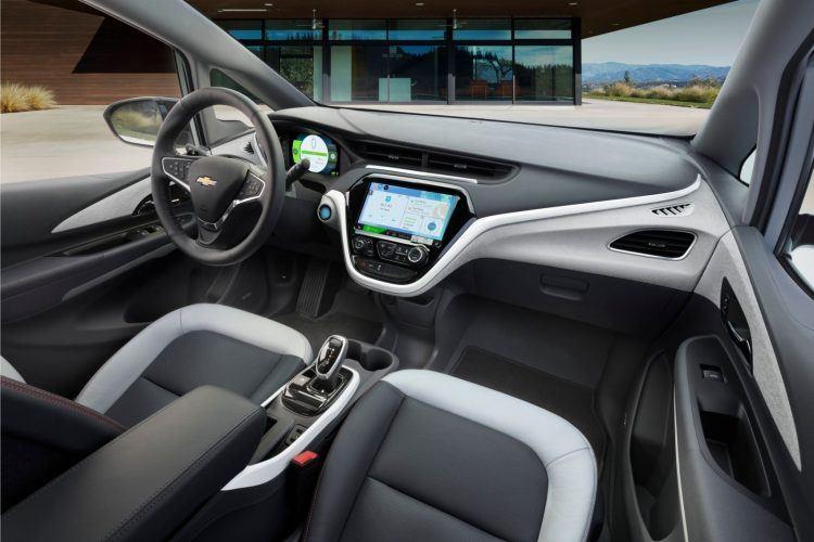 2019 Chevrolet BoltEV 012