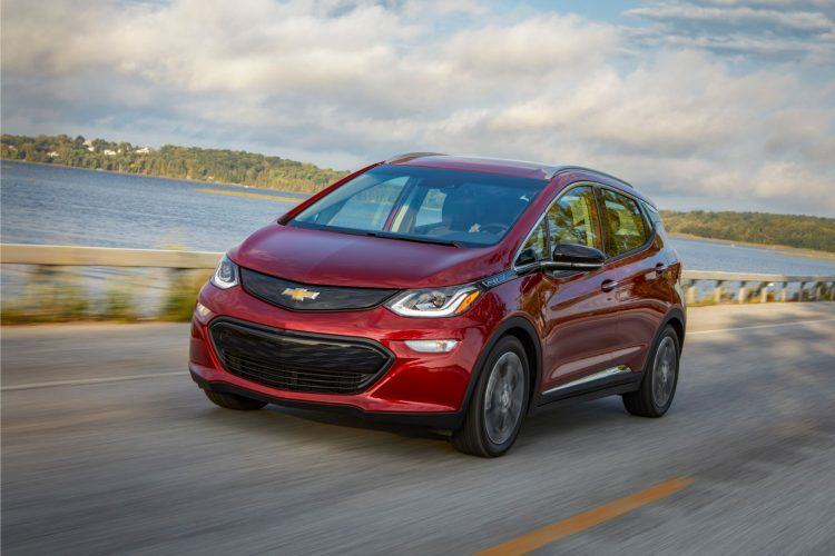 2020 Chevy Bolt: Change In The Interest of Range 16