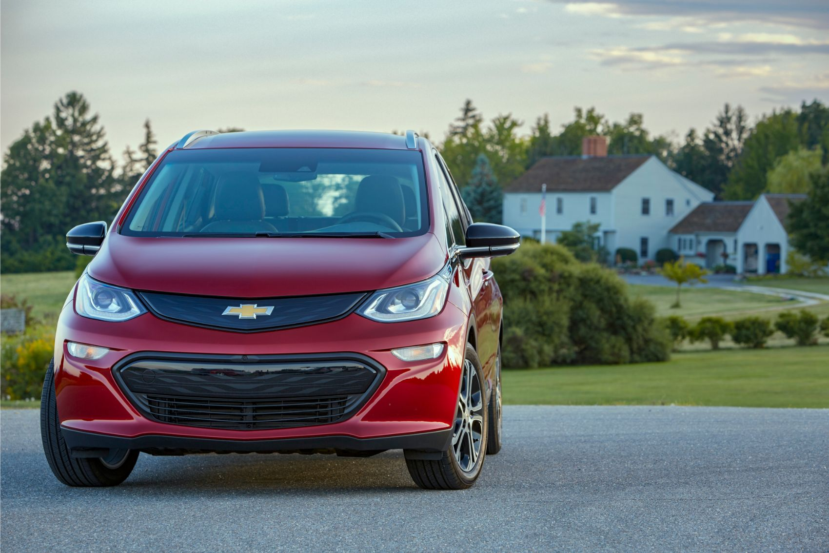 2020 Chevy Bolt Change In The Interest Of Range