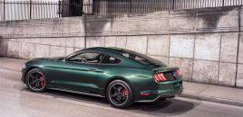 2019 Ford Mustang Bullitt Review: A Real Sleeper!