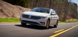 2019 VW Jetta SEL Premium Review: An Upscale, Fuel Efficient Package