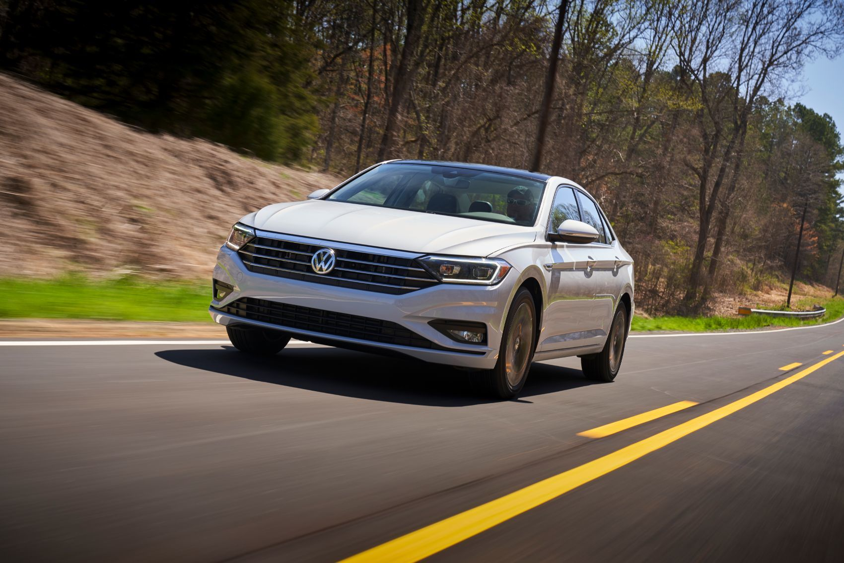 2019 VW Jetta SEL Premium Review: An Upscale, Fuel Efficient Package 15
