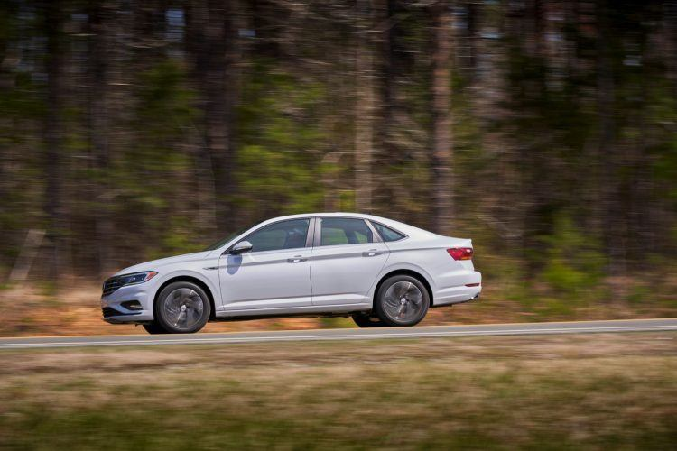 2019 VW Jetta SEL Premium Review: An Upscale, Fuel Efficient Package 18