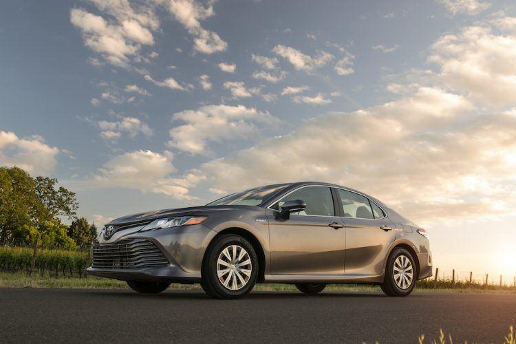 2019 Toyota Camry LE Hybrid