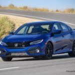 2020 Honda Civic Si Sedan 011
