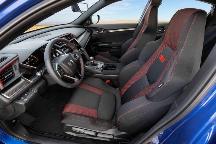 2020 Honda Civic Si Sedan 018