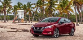 2020 Nissan Versa Arrives: A Lot of Car For Under 20K