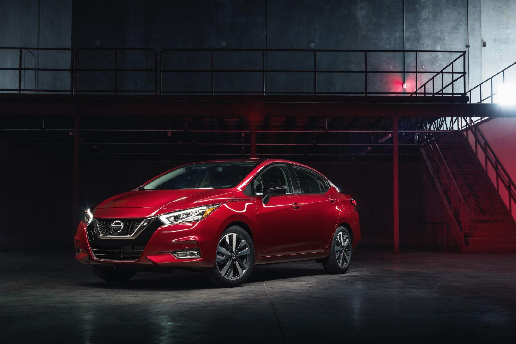 2020 Nissan Versa Arrives A Lot Of Car For Under 20k