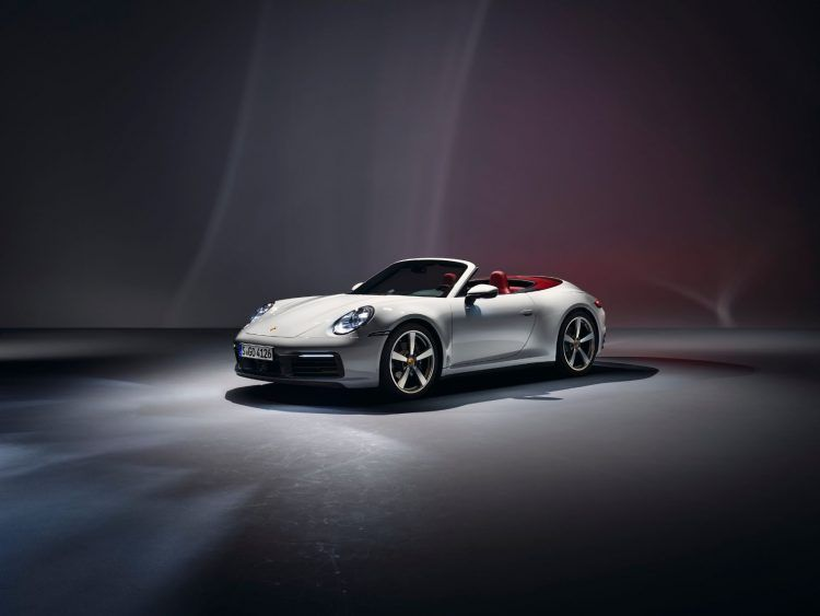 2020 Porsche 911 Carrera and 911 Carrera Cabriolet 2