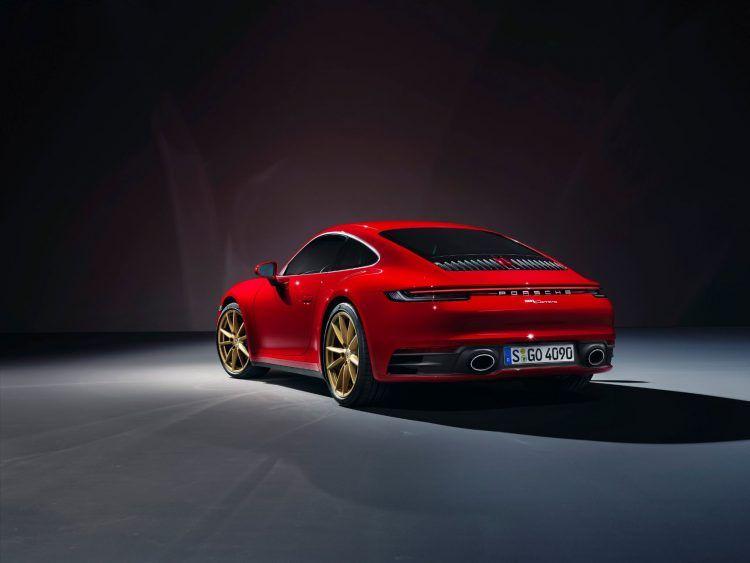 2020 Porsche 911 Carrera and 911 Carrera Cabriolet 3