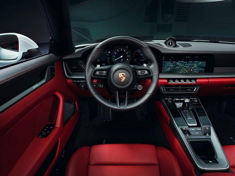 2020 Porsche 911 Carrera and 911 Carrera Cabriolet 4