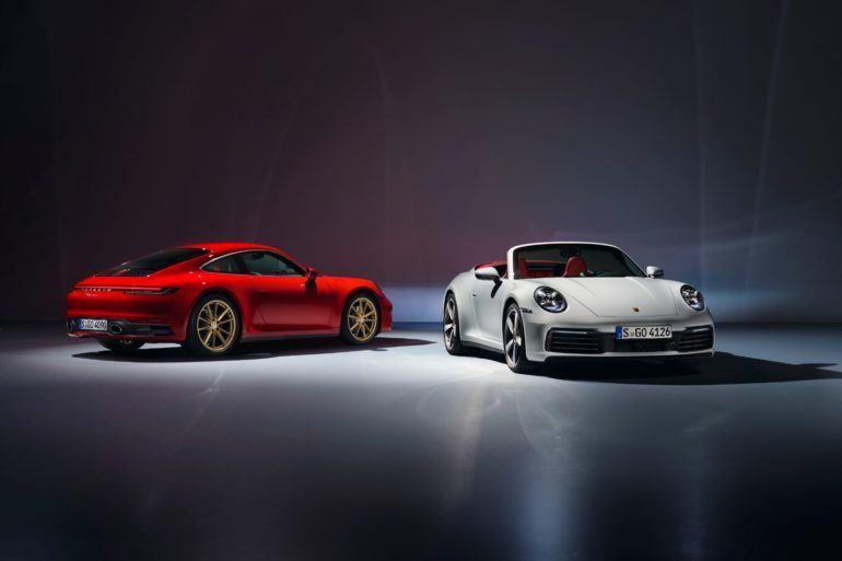 2020 Porsche 911 Carrera and 911 Carrera Cabriolet 5