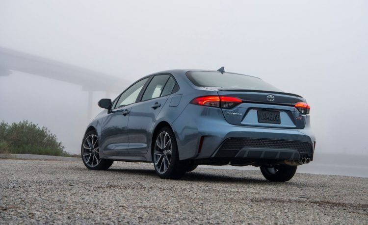 2020 Toyota Corolla XSE Review: Not Perfect But Much Improved 20