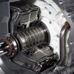 GT500 Clutch Pack Cutaway