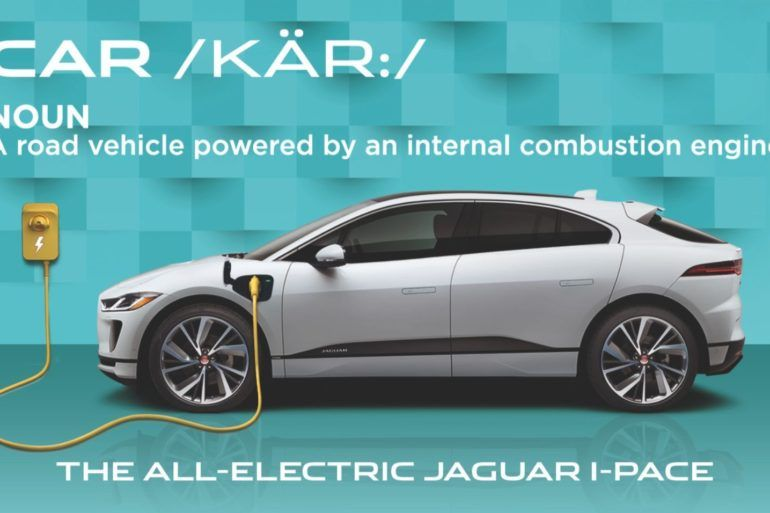 "Jaguar Calls On Oxford Dictionary To Update The Word ""Car"" (But That's Not How It Works) 24"