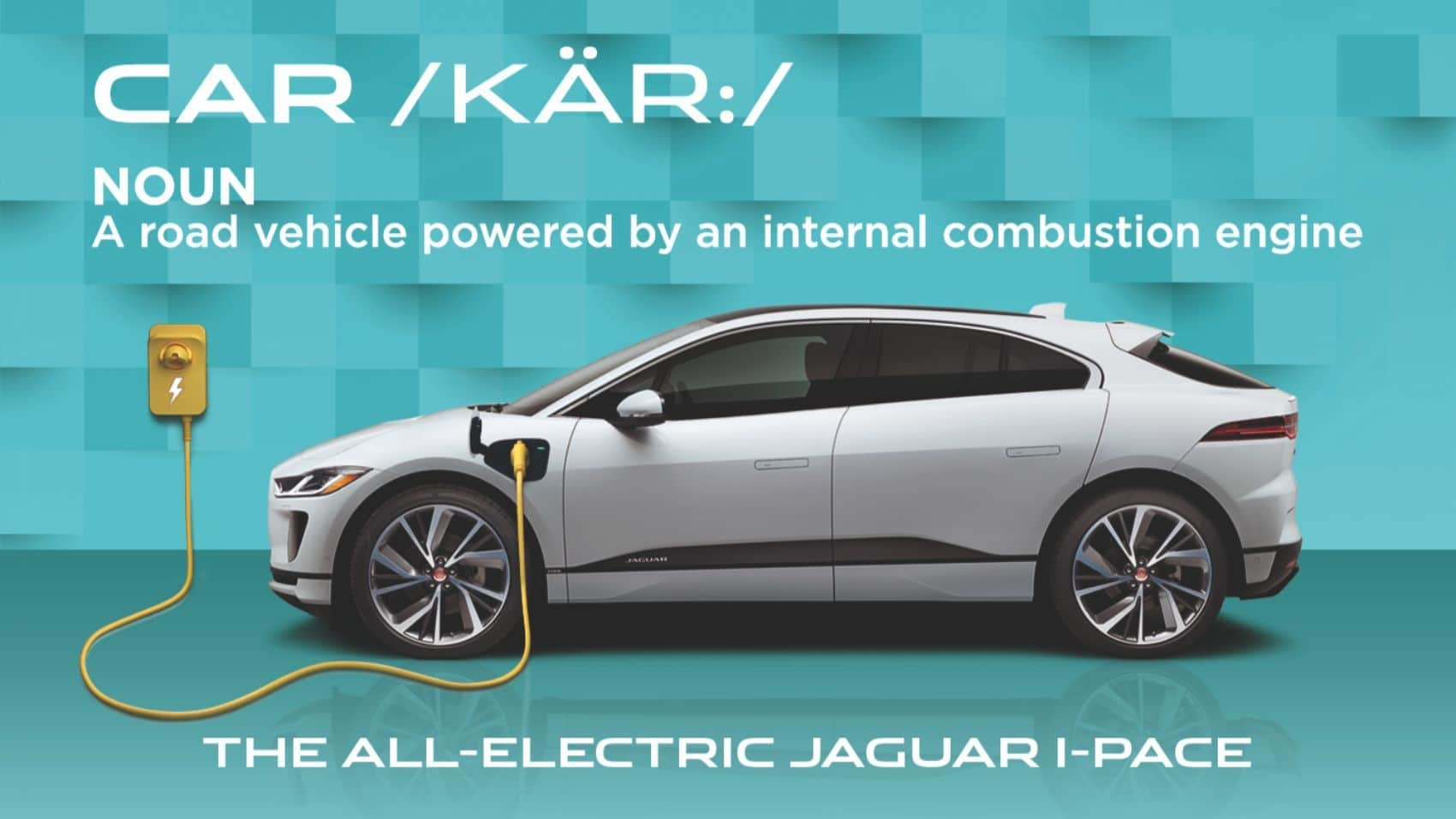 "Jaguar Calls On Oxford Dictionary To Update The Word ""Car"" (But That's Not How It Works)"