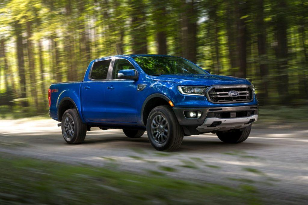 2020 Ford Ranger FX2.