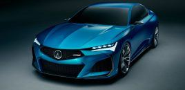 Acura Type S Concept: The Sporty Acura We've All Been Waiting For