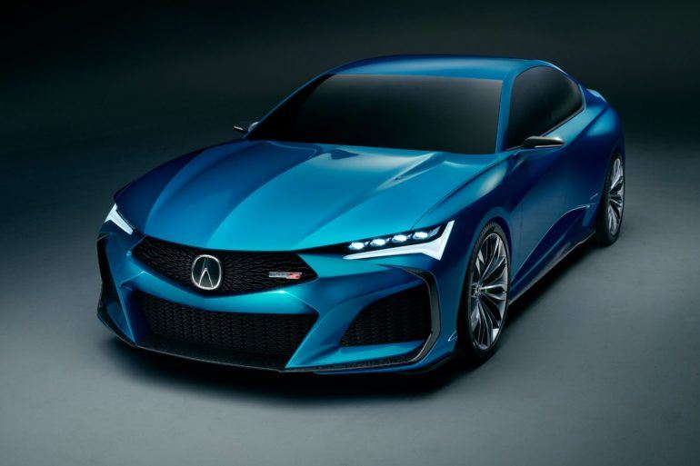 Acura Type S Concept: The Sporty Acura We've All Been Waiting For 16