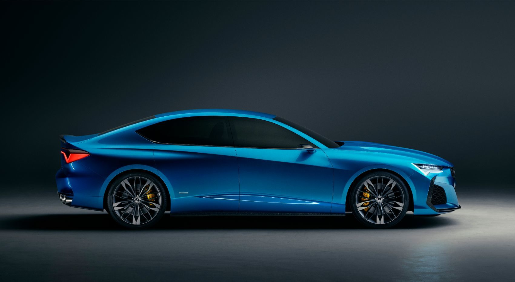 Acura Type S Concept The Sporty Acura We Ve All Been Waiting For